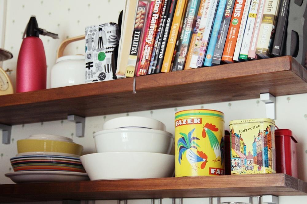 Retro Vintage keittiö 1148590  Etuovi com Ideat & vinkit