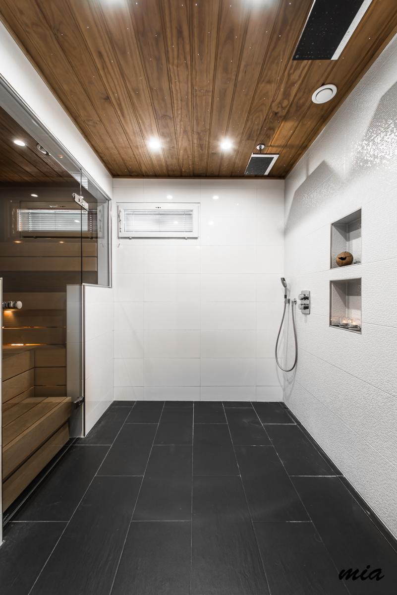 Moderni kylpyhuone 9544265  Etuovi com Ideat & vinkit