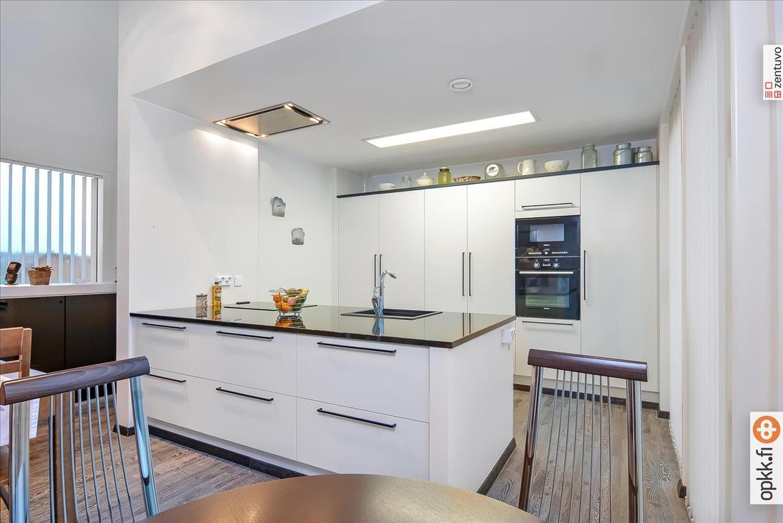 Moderni keittiö 550403  Etuovi com Ideat & vinkit