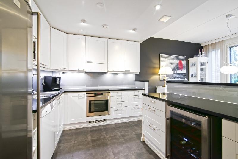 Moderni keittiö 7665283  Etuovi com Ideat & vinkit