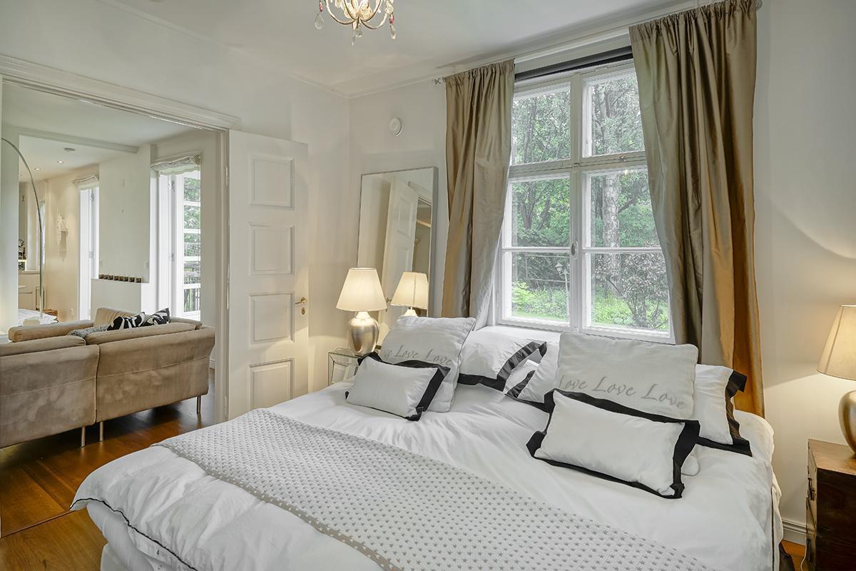 Ripaus luksusta makuuhuoneessa  Etuovi com Ideat & vinkit