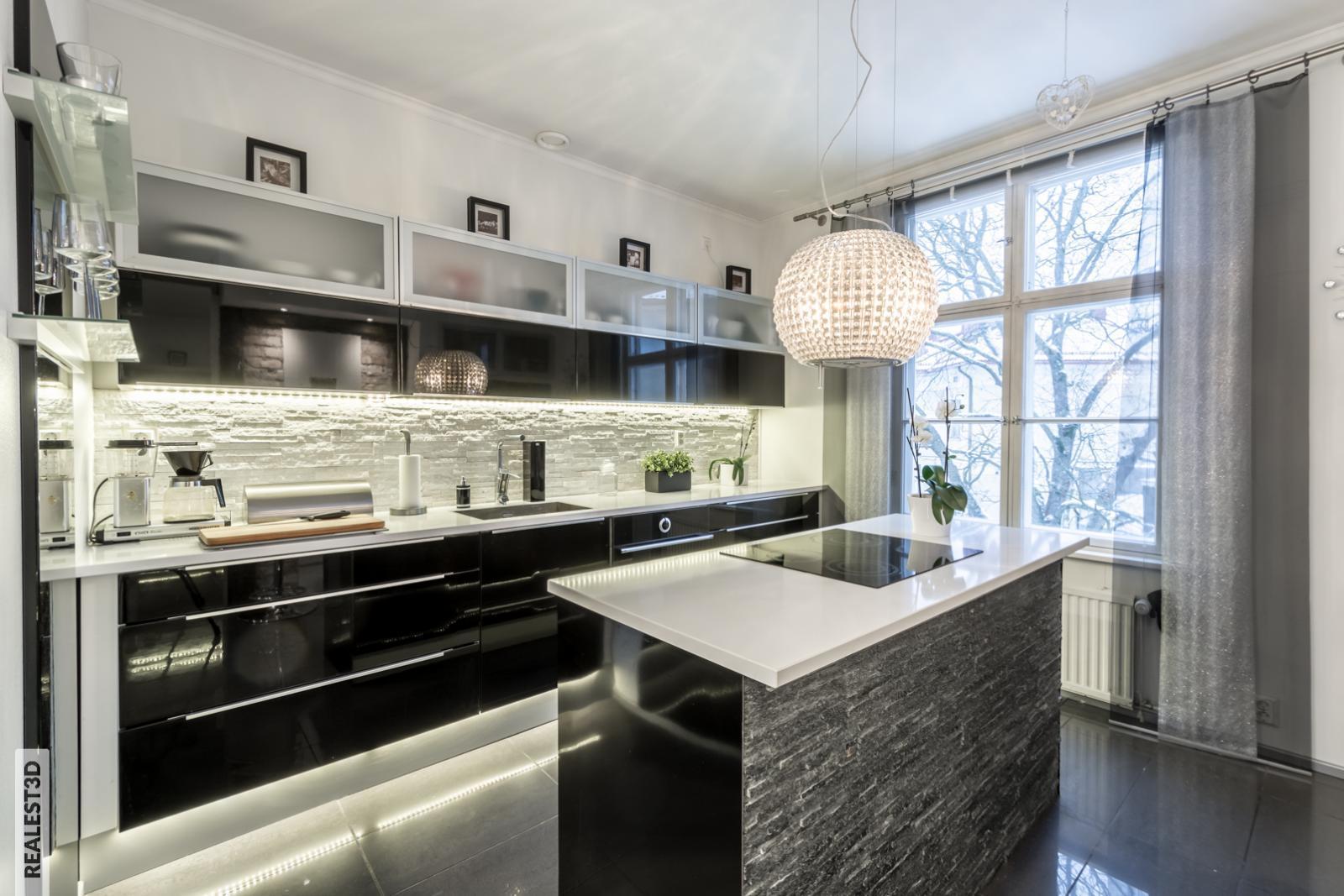 Moderni keittiö 7669023  Etuovi com Ideat & vinkit