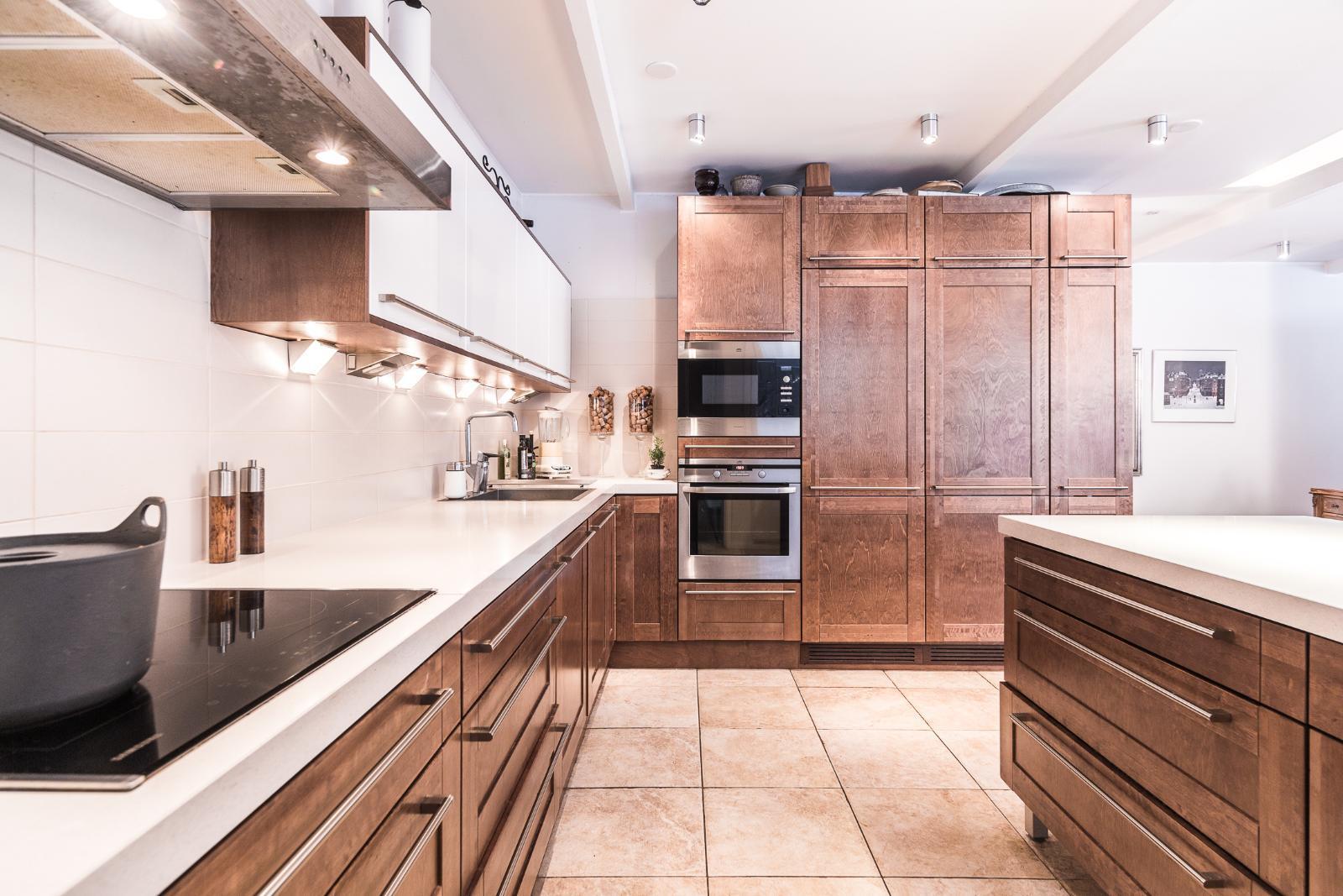 Moderni keittiö 9691256  Etuovi com Ideat & vinkit