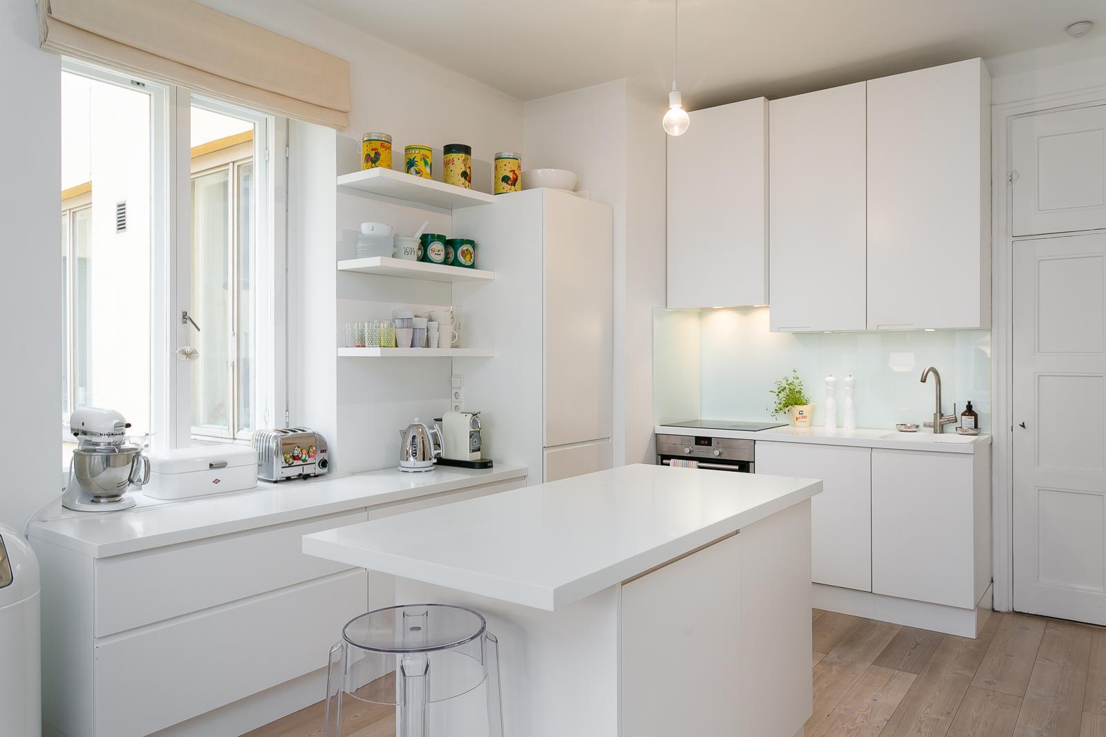 Moderni keittiö  Etuovi com Ideat & vinkit