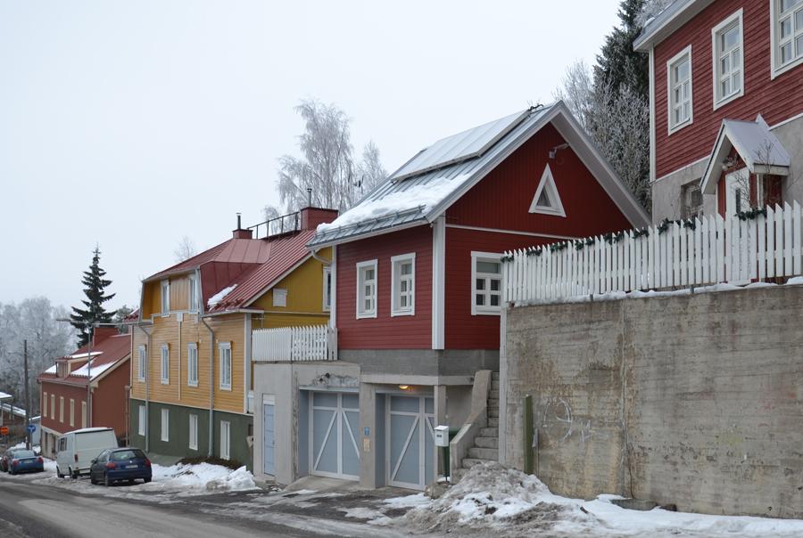 myytävät asunnot pispala Kauhajoki