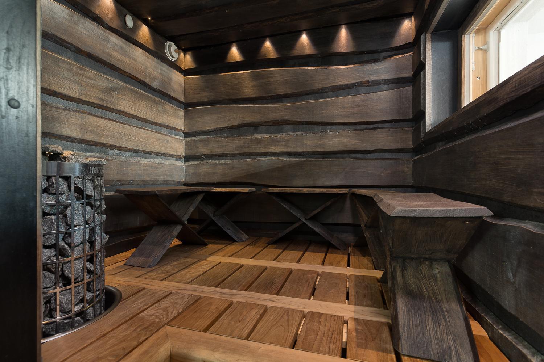 Sauna ilman lauteita  Etuovi com Ideat & vinkit