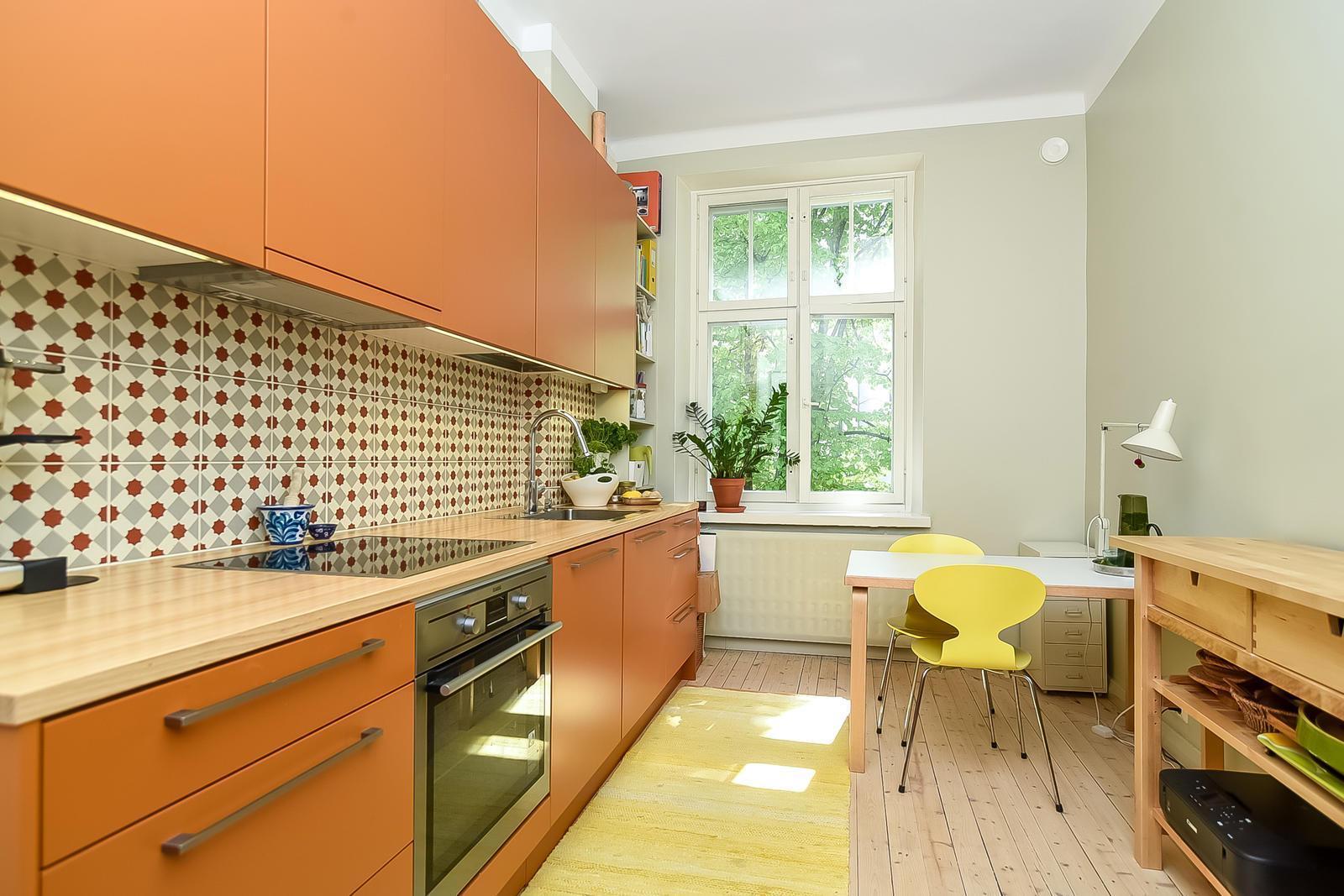 Pieni keittiö on tilaihme  Viikon valinnat  Etuovi com Ideat & vinkit