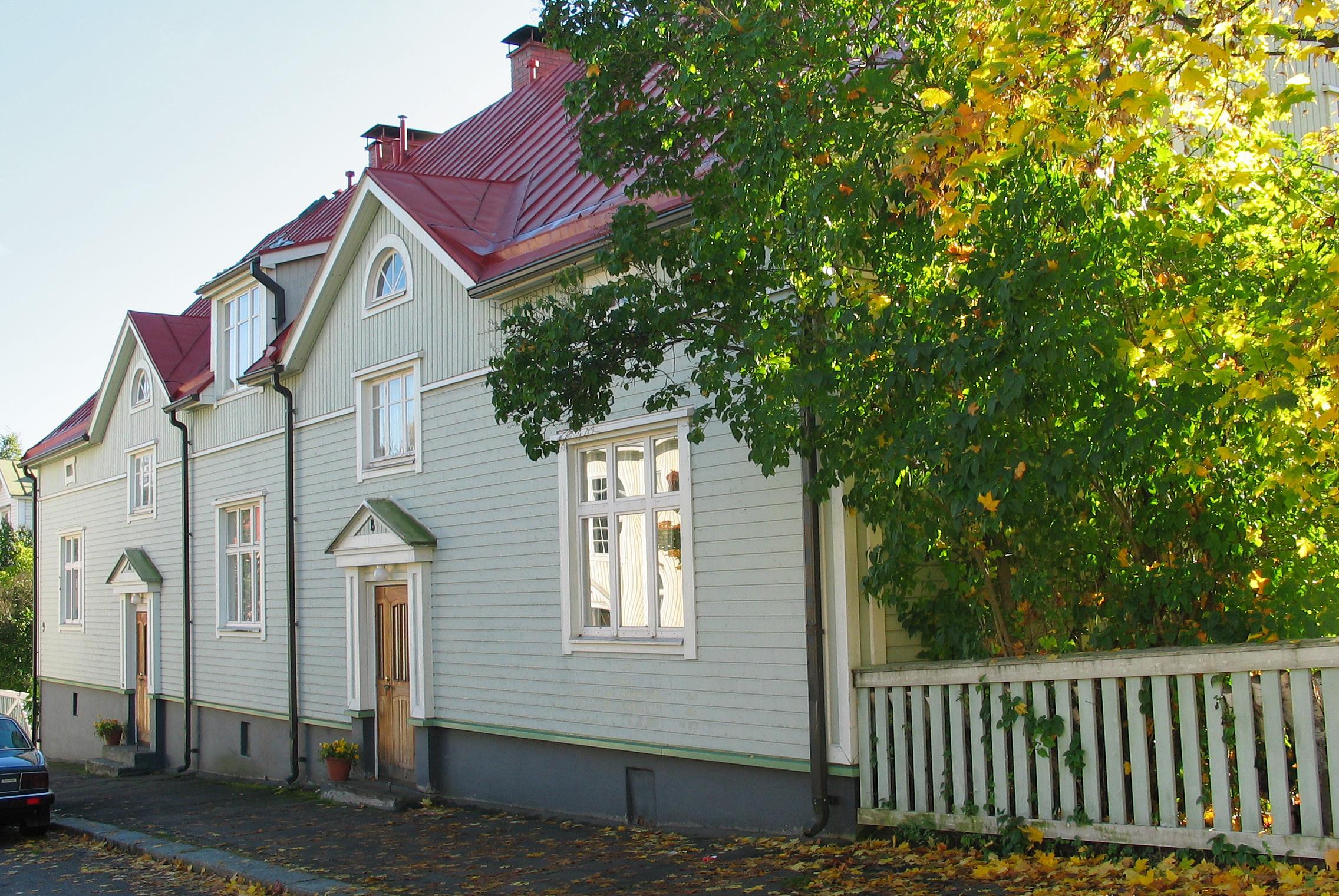 Vuokra-asunnot Tampereella Pyynikillä