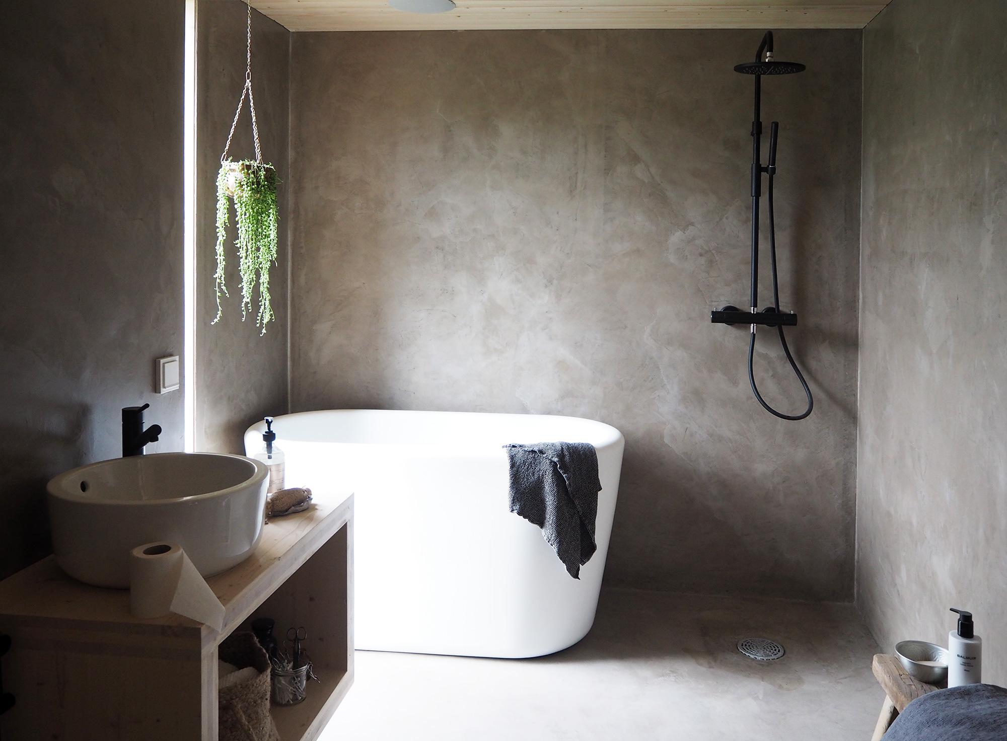 modeni kylpyhuone