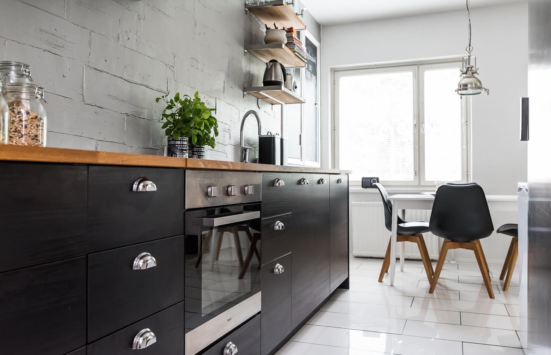Tyylikkäitä yksityiskohtia keittiössä  Etuovi com Ideat & vinkit