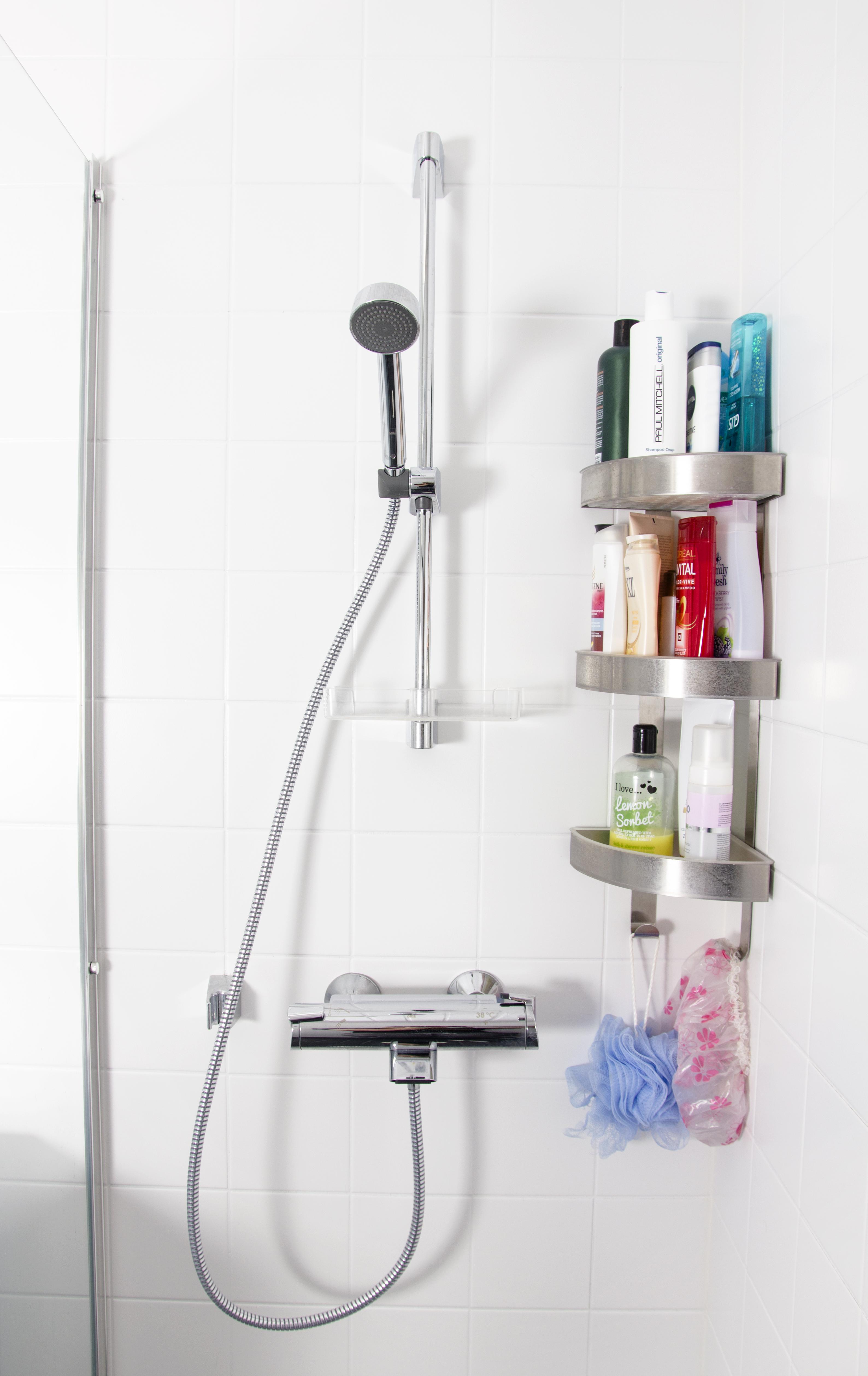 Kylpyhuone remontin jälkeen