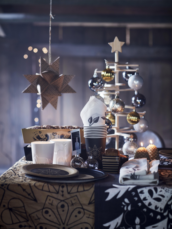 Ikea 2016 joulukoristeet