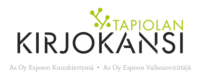 Yksityinen: Tapiolan Kirjokansi logo