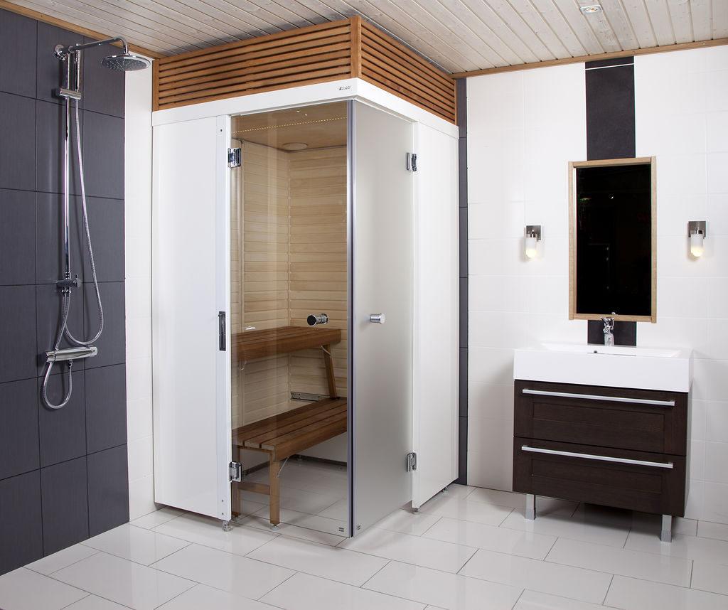 Harvia Smartfold sauna