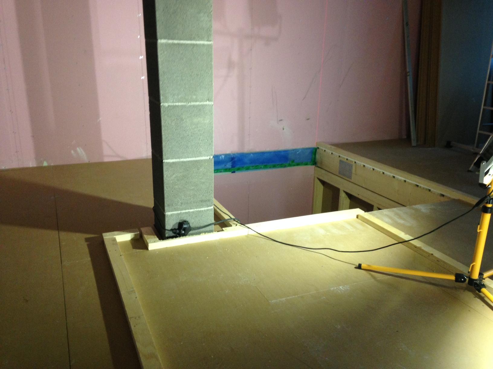 Kipsilevyt seiniin- Sisätyöt raksalla