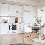 Uusi koti Vantaan Kivistössä: viihtyisä sisäpiha ja yhteisöllisyys osana arkea
