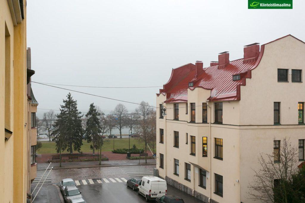 Helsingin halutuimmat asuinalueet