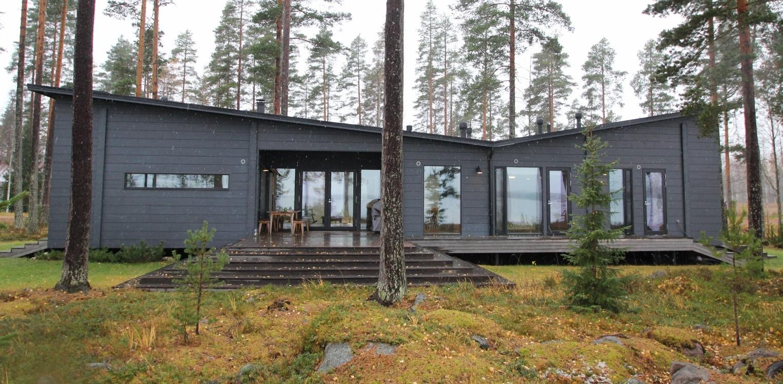 Vapaa-ajan asunnot Mäntyharju Lokki