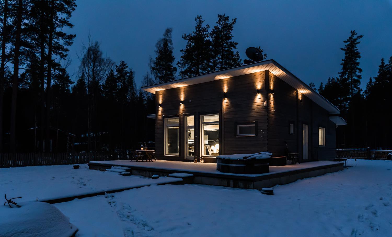 Vapaa-ajan asunnot Oulu