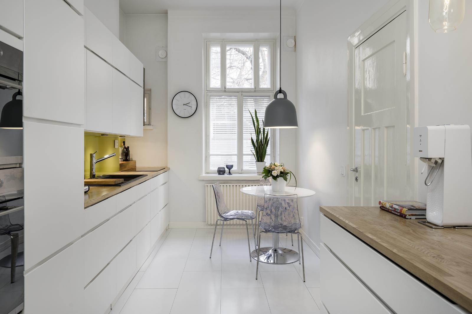 Kaupunkikodin kaunis keittiö  Etuovi com Ideat & vinkit
