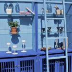 Annie Sloan kalkkimaalit – astiakaapin uusi ilme