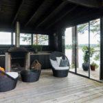 Moderni kesäkeittiö – rentoa kokkailua ja yhdessäoloa ulkosalla