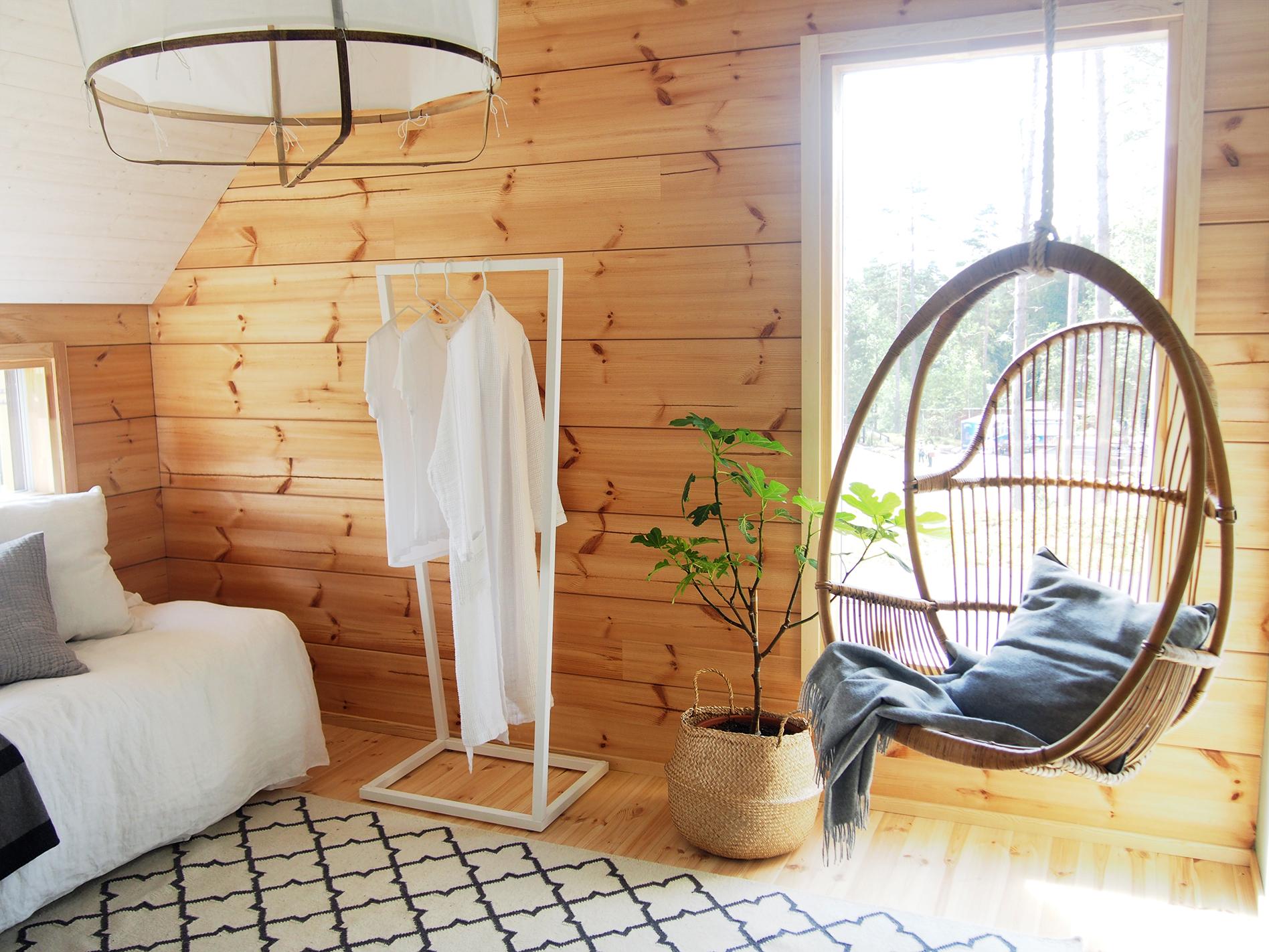 makuuhuone honka ink asuntomessut 2017