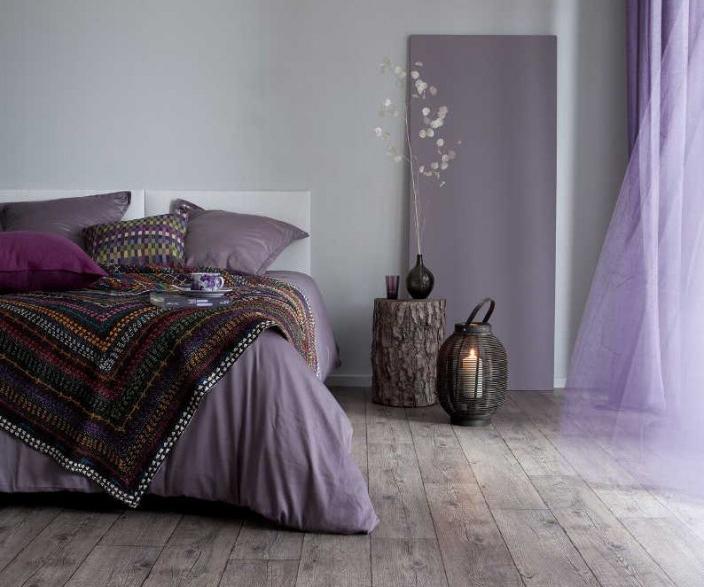 Harmoninen makuuhuone