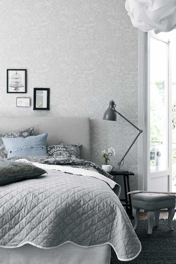 Rahallinen makuuhuone - Värisilmä