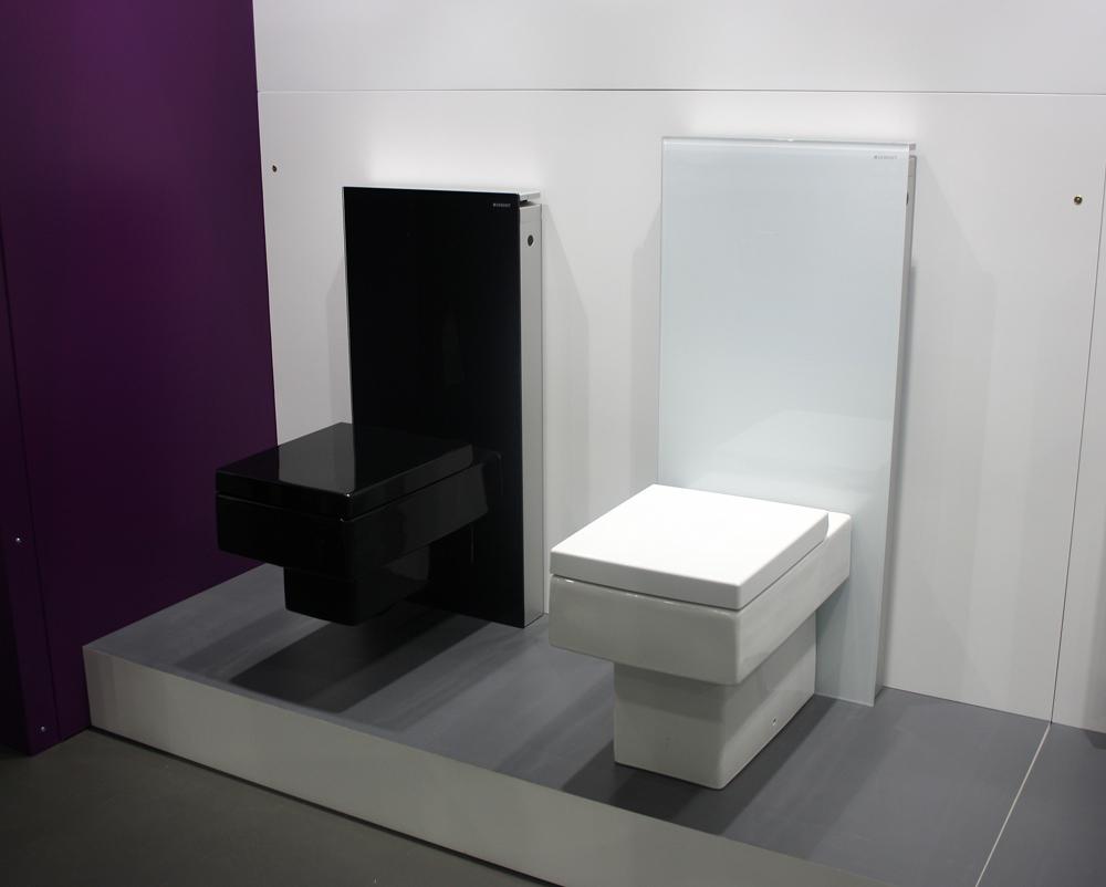 Geberit wc-istuimet - Asta-messut 2014