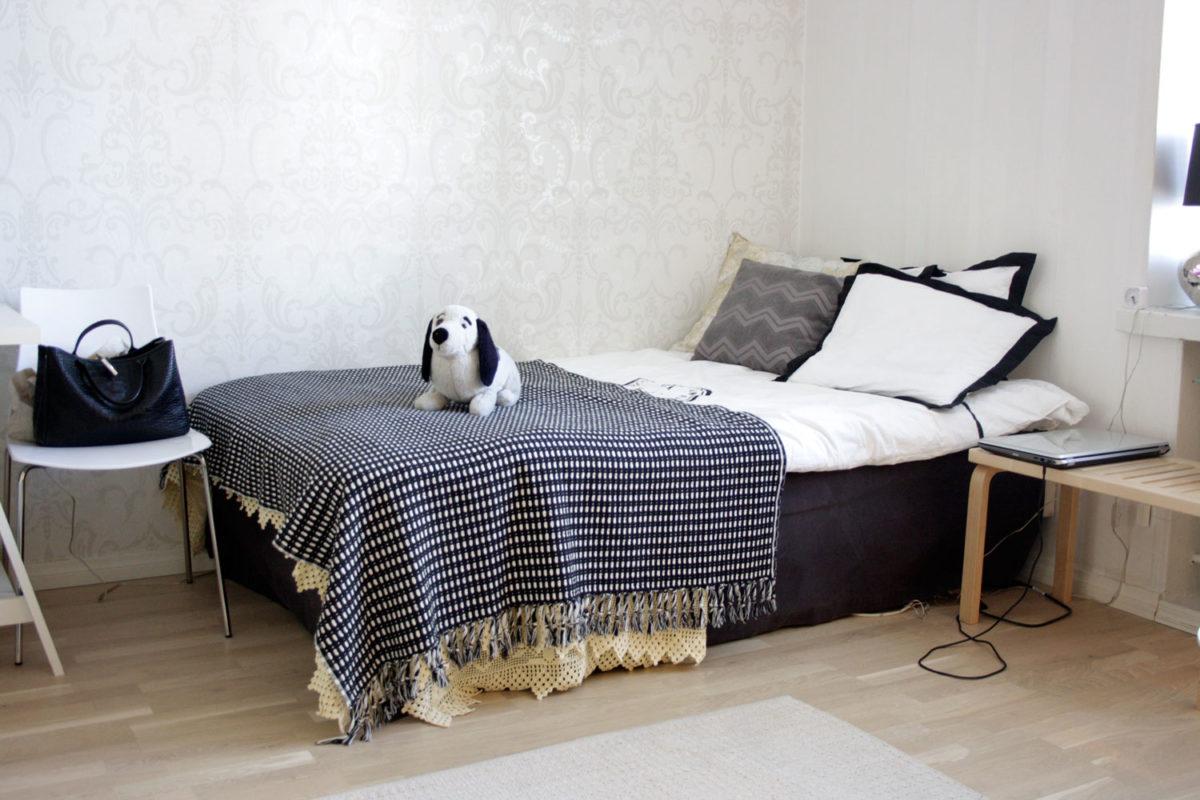 Pienen kodin sänky