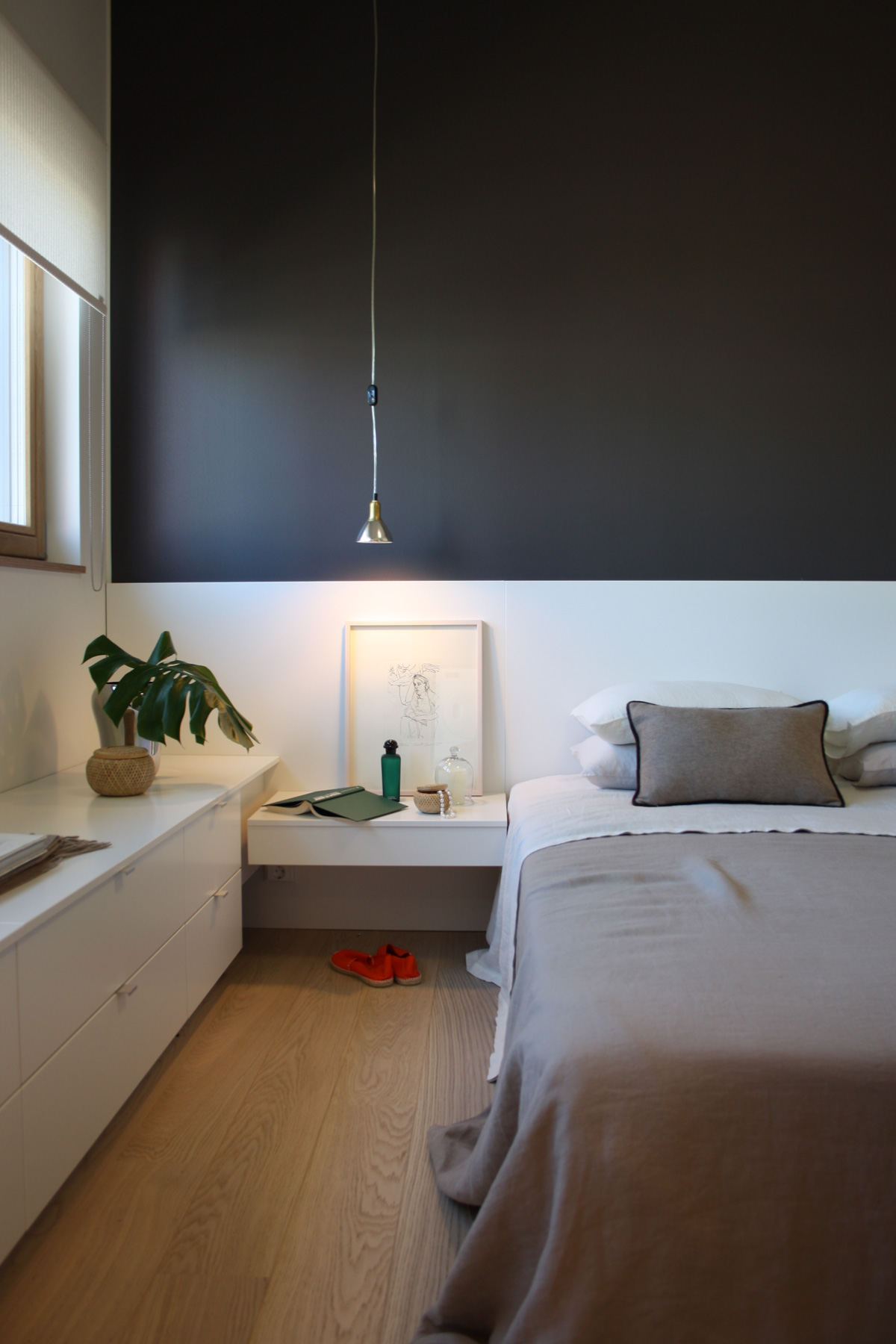 asuntomessut, makuuhuone, design