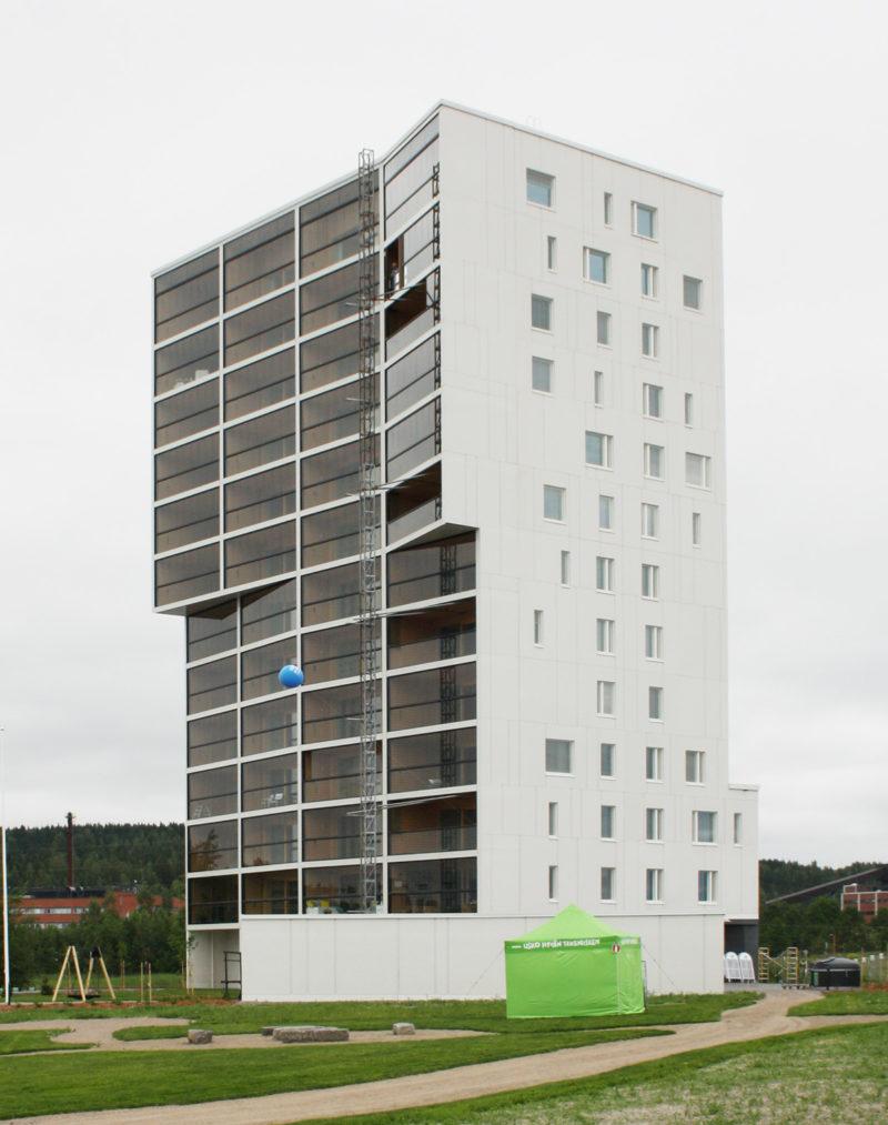 maailmanpylväs, asuntomessut