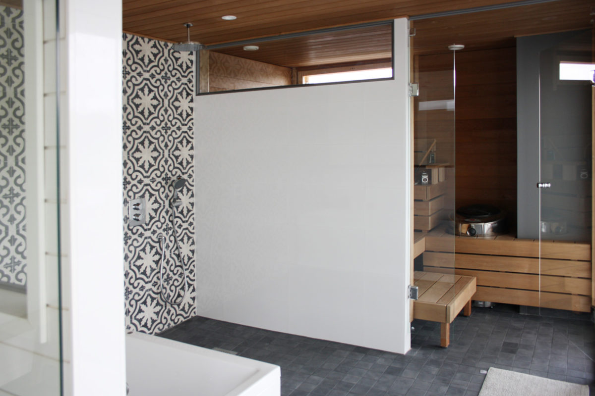asuntomessut, kylpyhuone