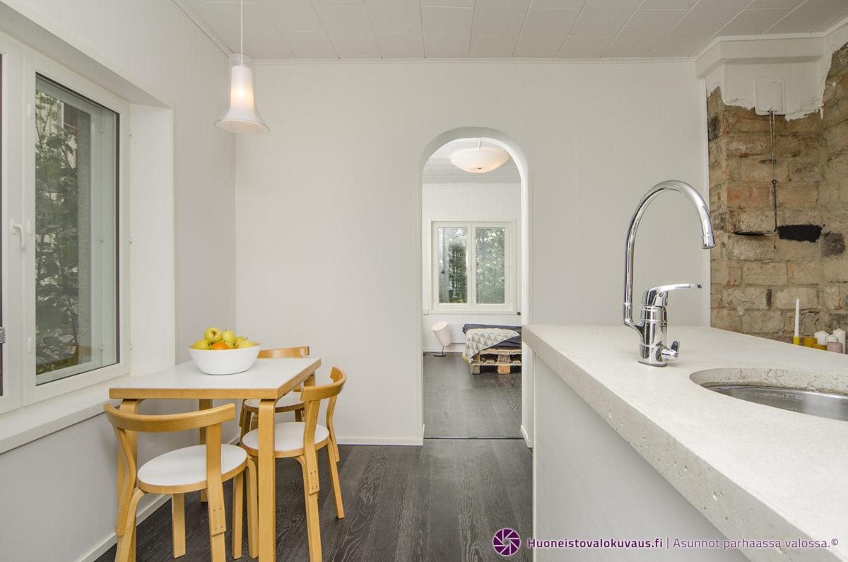 Pispala, keittiöremontti