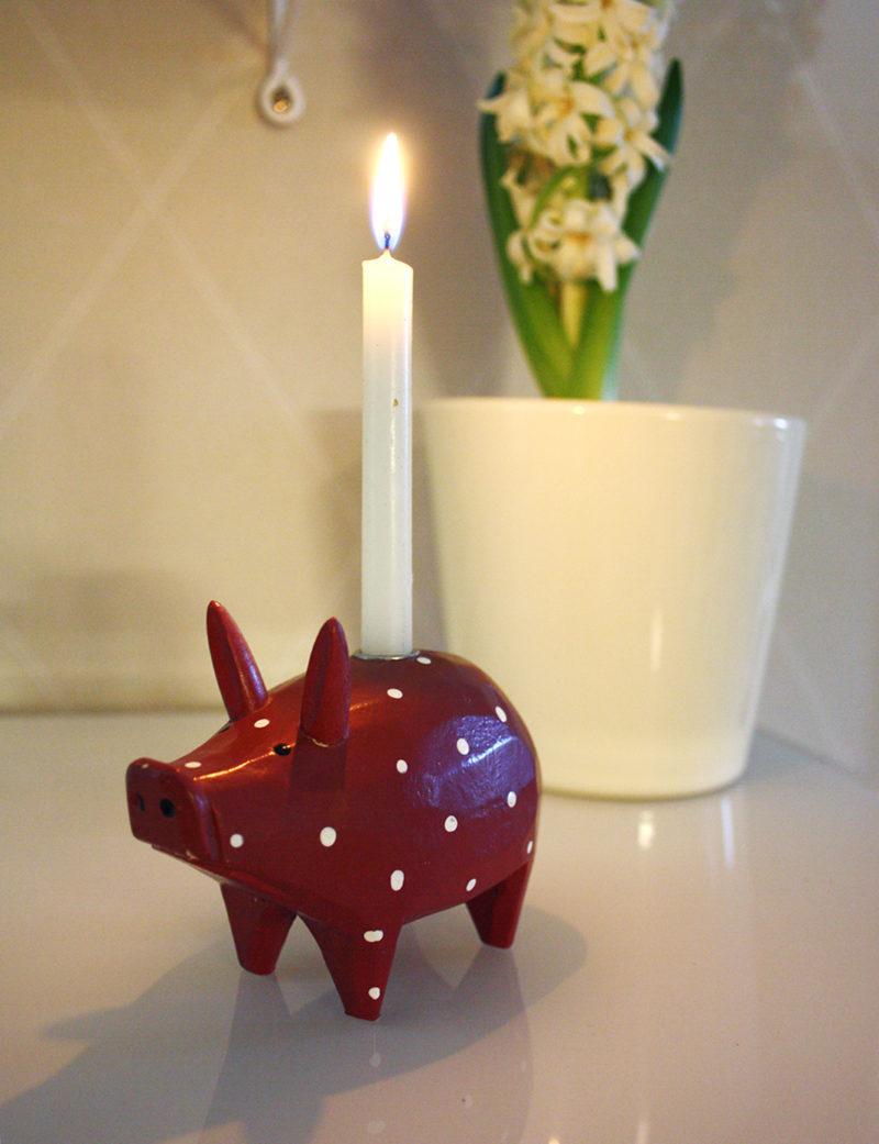 possu kynttilänjalka