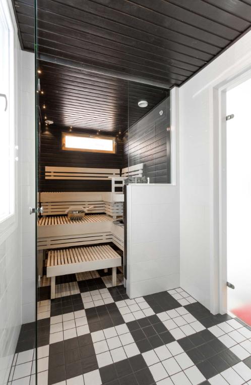 Kohde 15 Dekotalo 192 sauna - Asuntomessut 2015 Vantaa