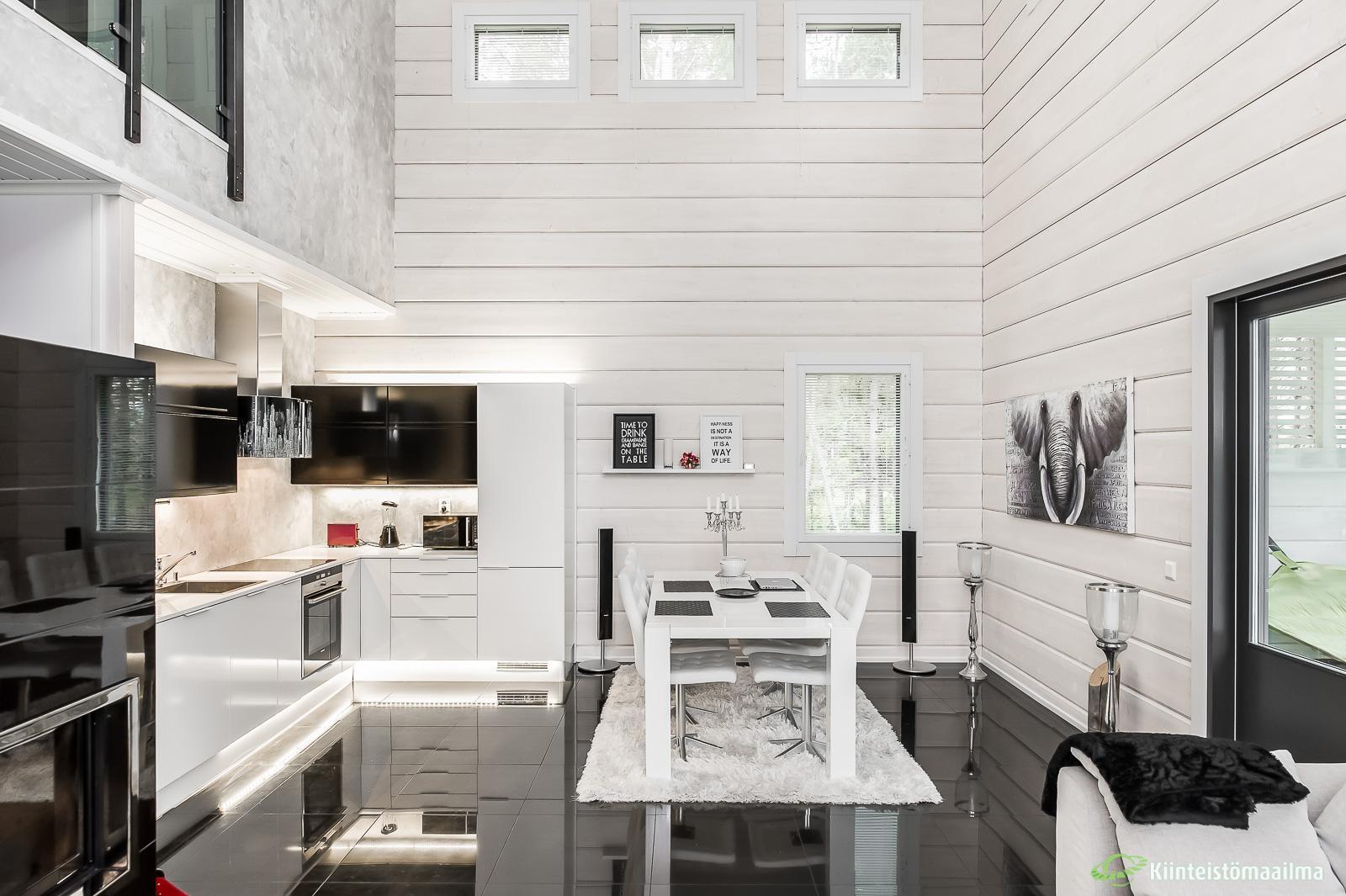 Moderni keittiö 1161812  Etuovi com Ideat & vinkit
