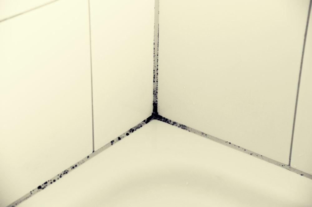kosteusvaurio kylpyhuoneessa