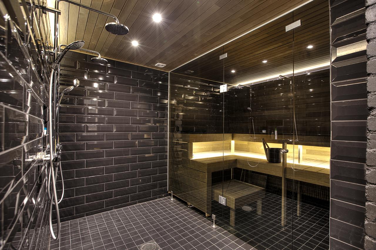Vanhan talon saunan remontti – nyt viihtyy saunatonttukin  Etuovi com Ideat