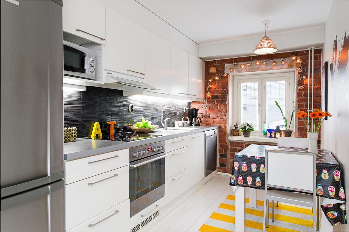Perinteinen keittiö 7659694  Etuovi com Ideat & vinkit
