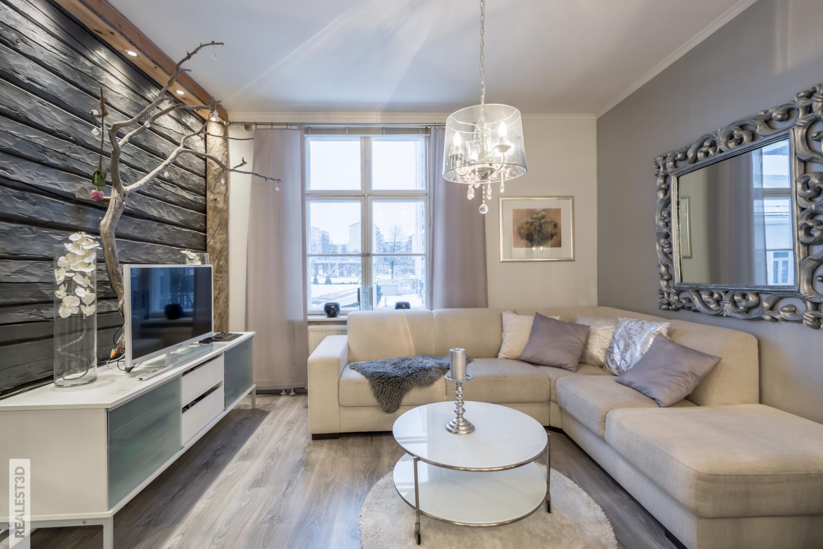 Ripaus glamouria olohuoneessa ideat vinkit - D casa decoracion ...