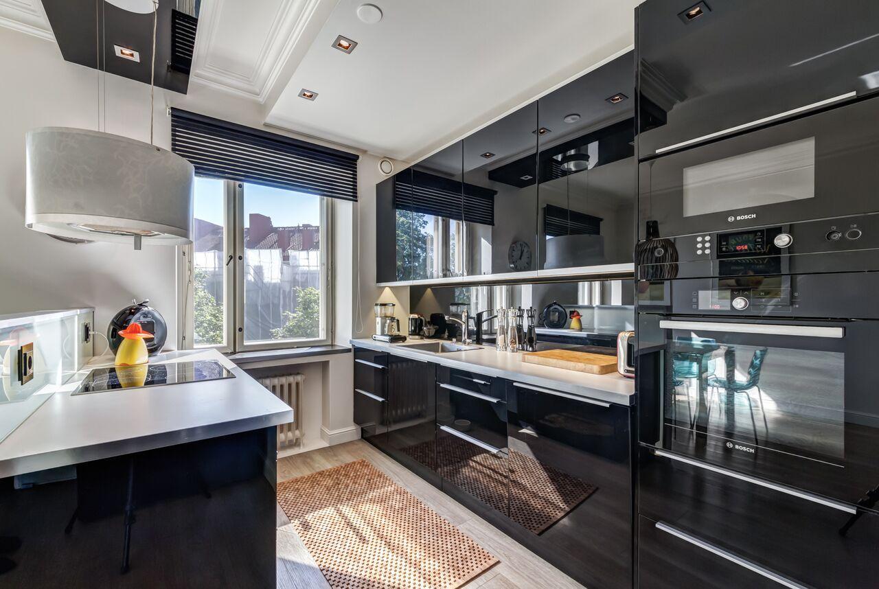 Moderni keittiö 7646889  Etuovi com Ideat & vinkit