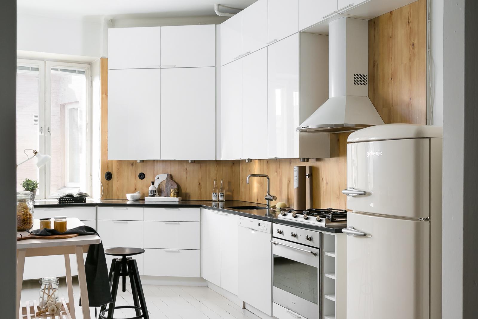 Skandinaavinen keittiö  Etuovi com Ideat & vinkit