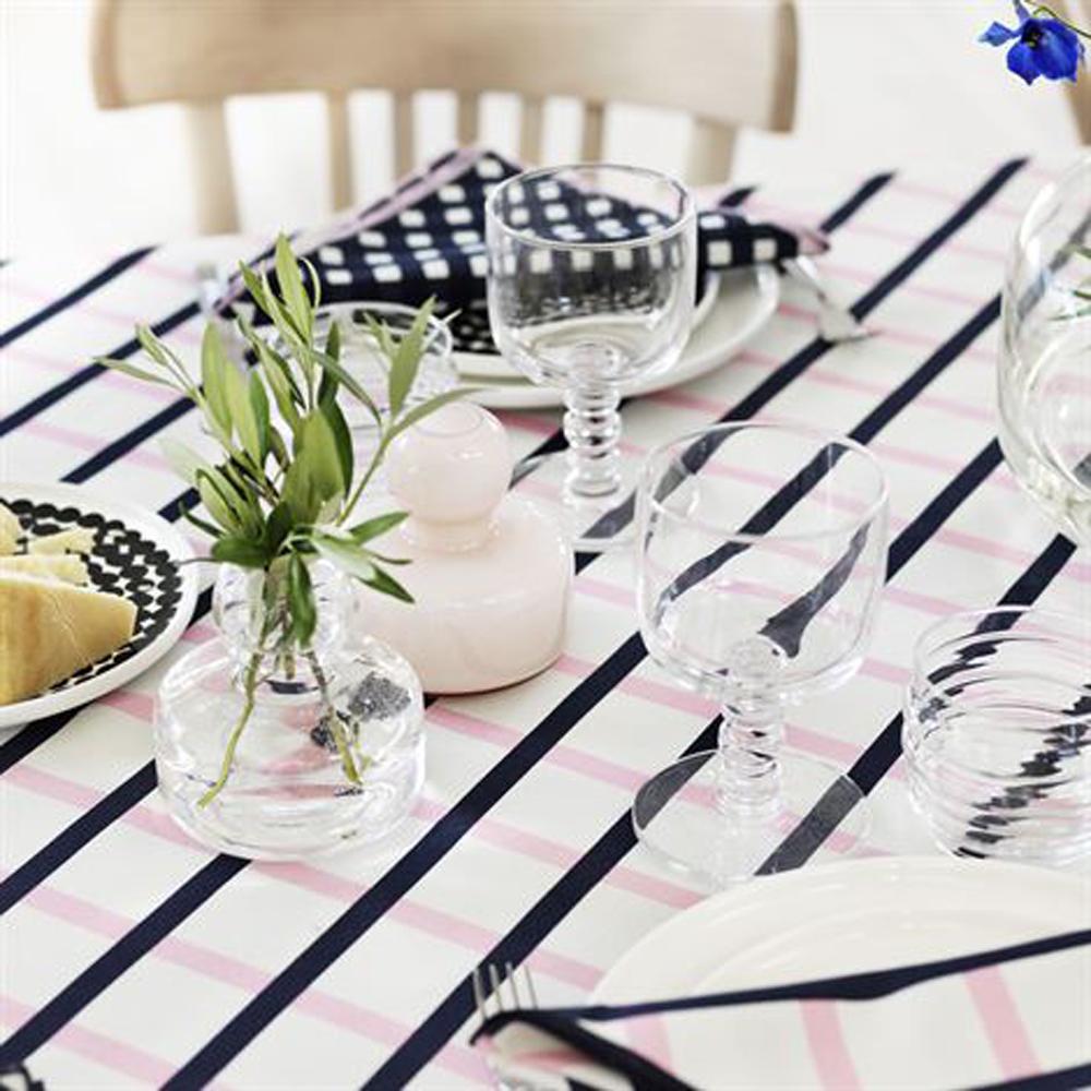 Pääsiäinen, Marimekko, maljakko, lasi, sisustusideat, sisustusidea