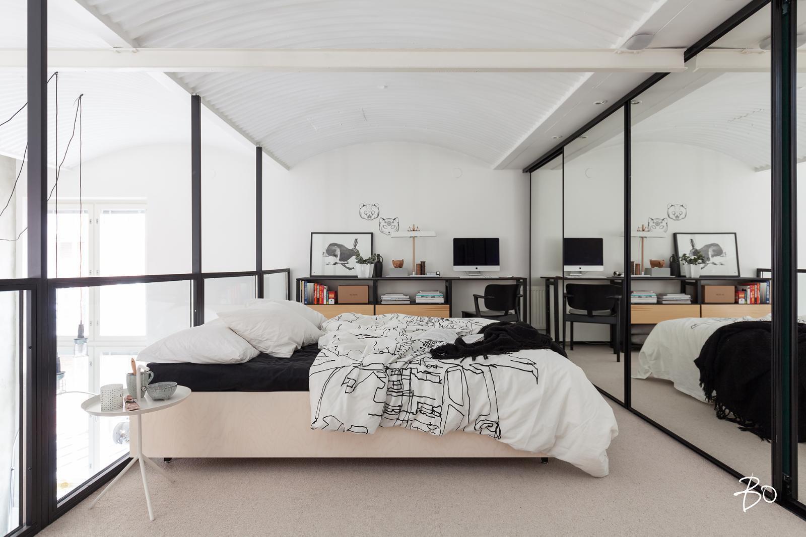 Suuri parvi loft-asunnossa - Etuovi.com Ideat   vinkit d09cd2cefd