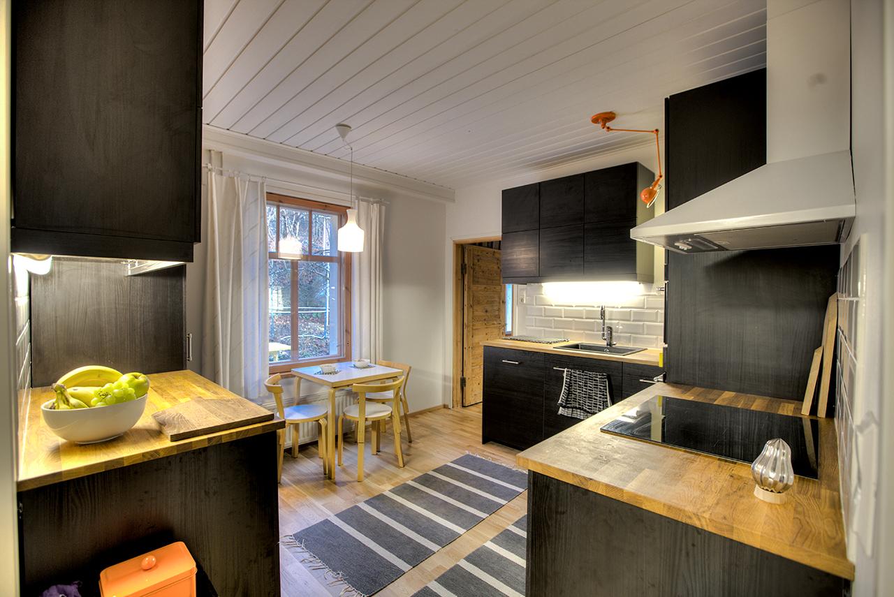 Remonttitarinat: Vanhan talon keittiöremontti