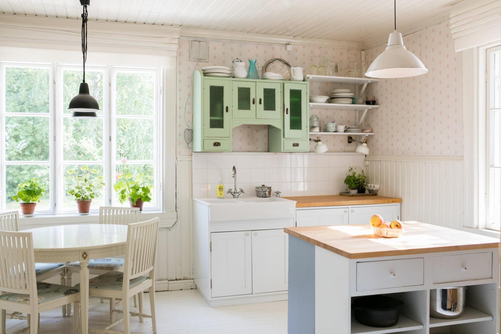 Vanhan talon kodikas keittiö  Etuovi com Ideat & vinkit
