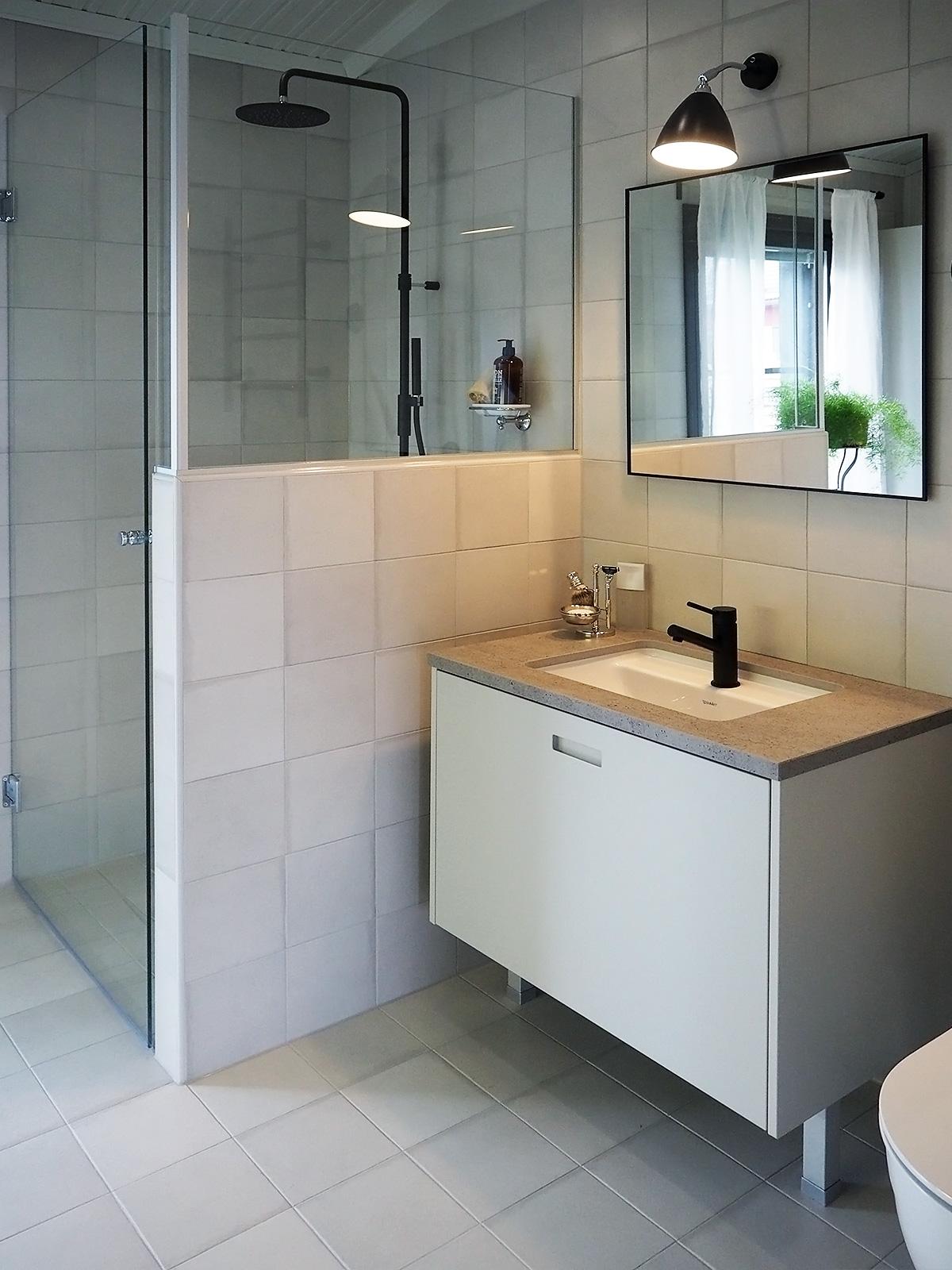 Kylpyhuone kohteessa Pohjanmaa, Asuntomessut 2016