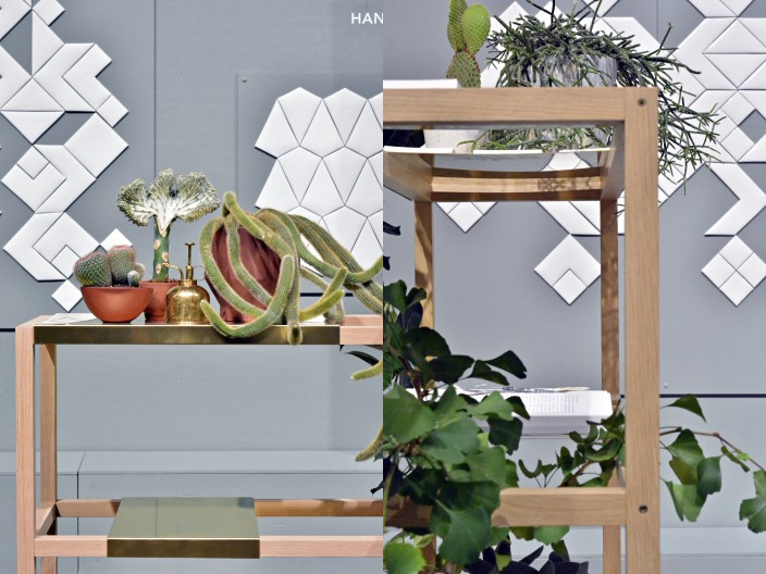 Habitare 2016 Botanic Shelf
